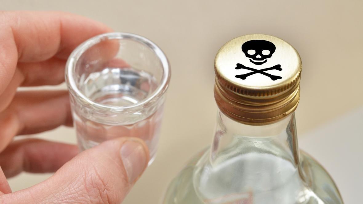 Otrávený alkohol