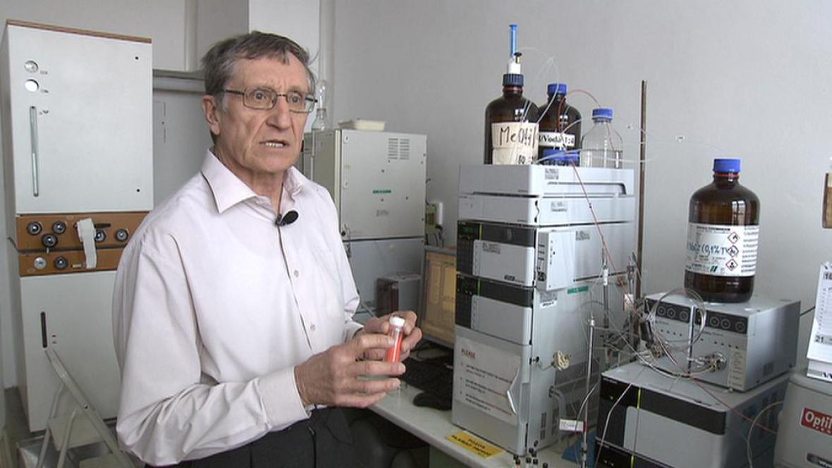 Profesor Karel Ulbrich