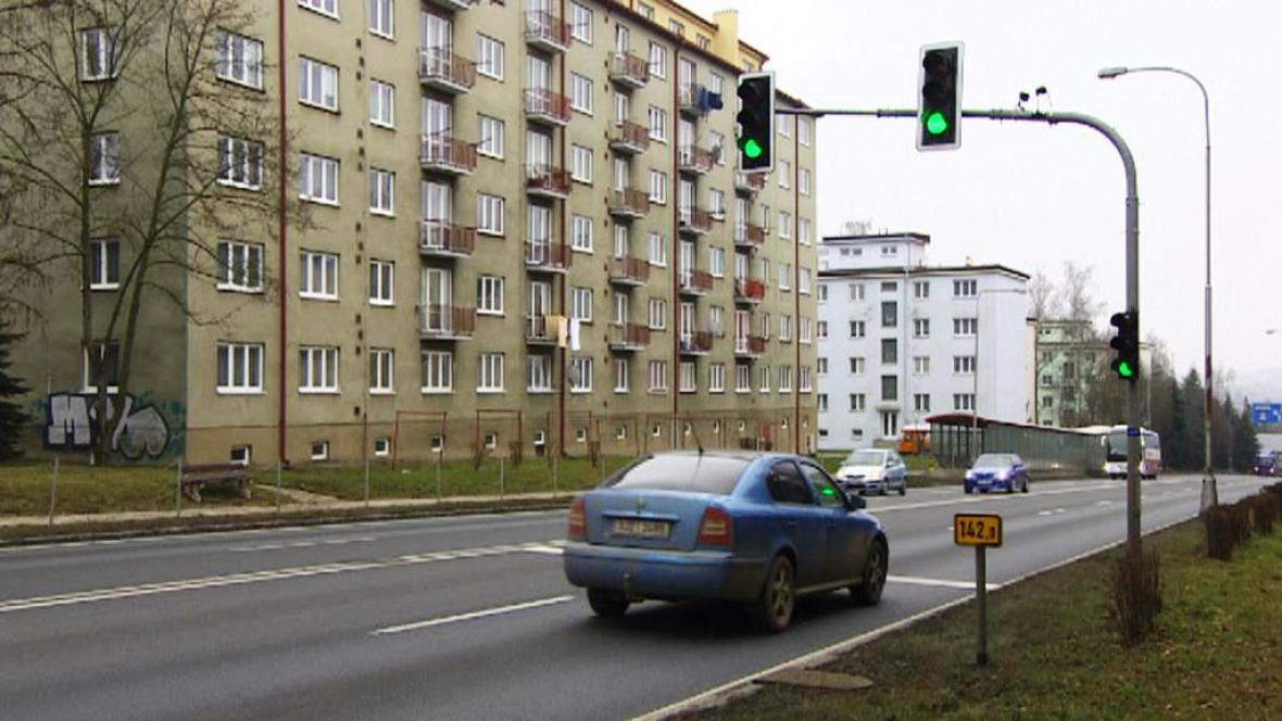 Zpomalovací semafor