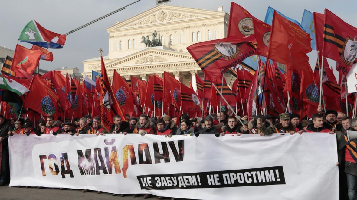 Akce hnutí Antimajdan