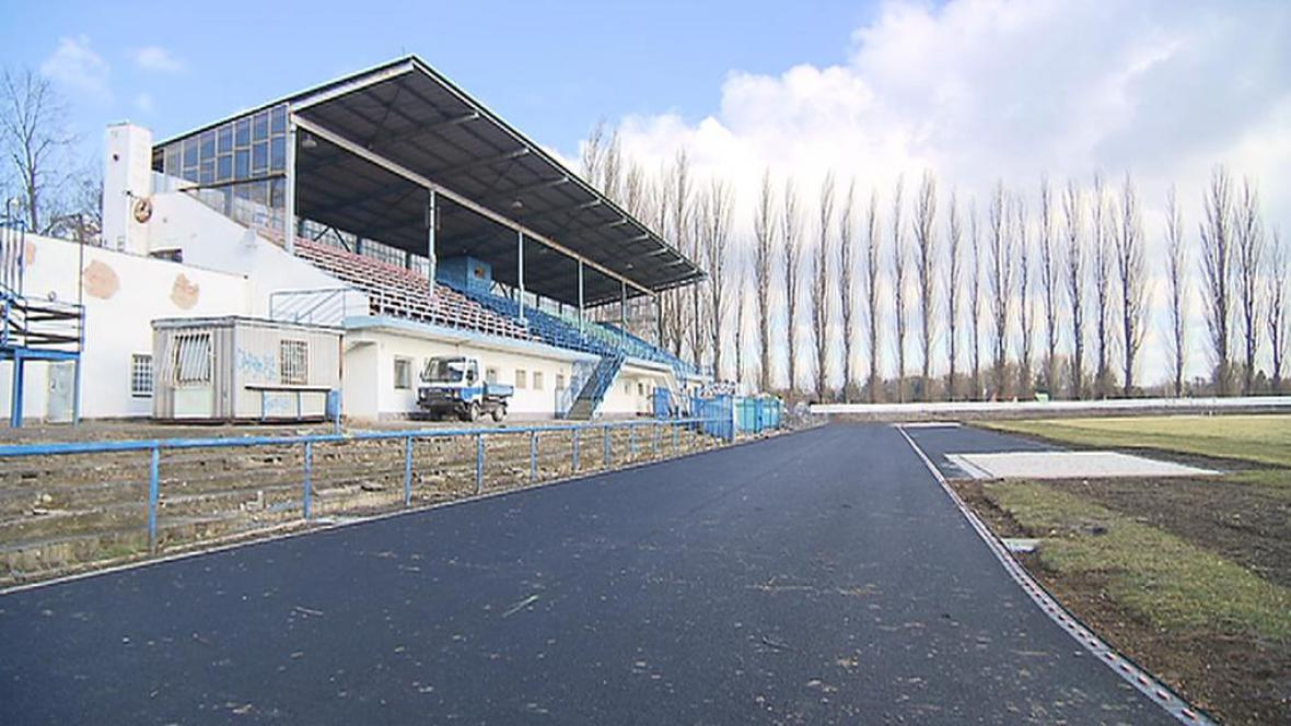 Stadion v Čelákovicích