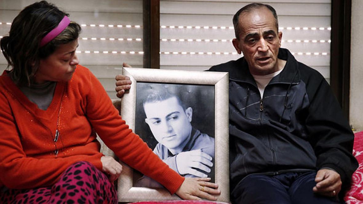 Rodiče Muhamada Saida Musaláma