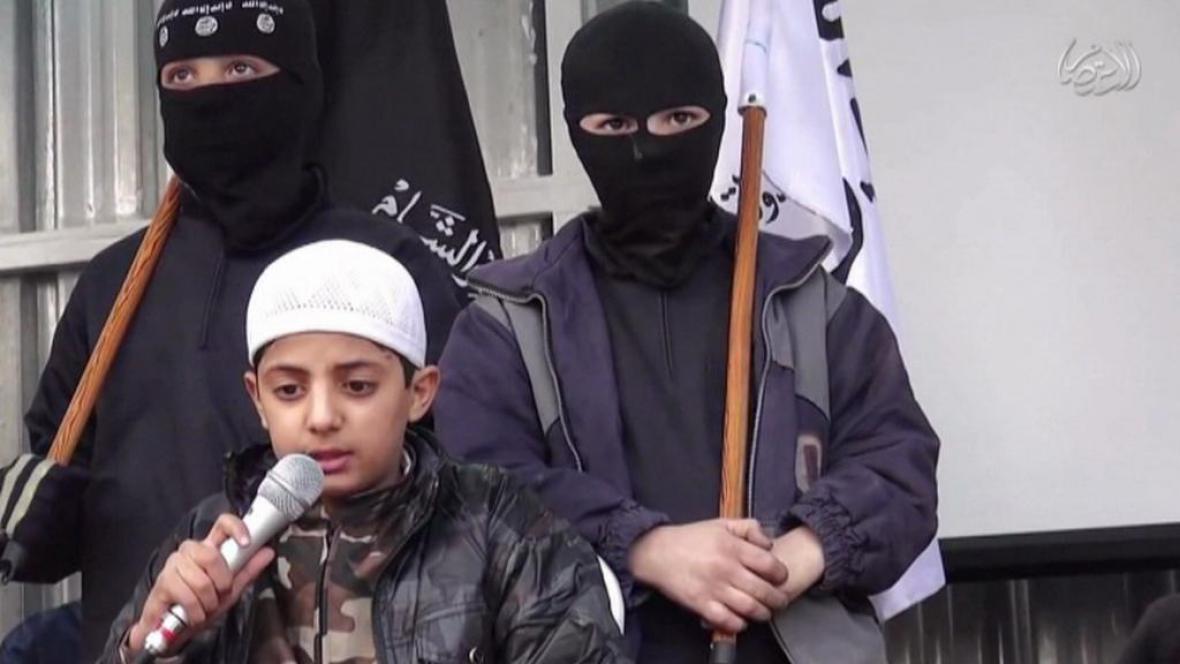 Dětští vojáci Islamského státu