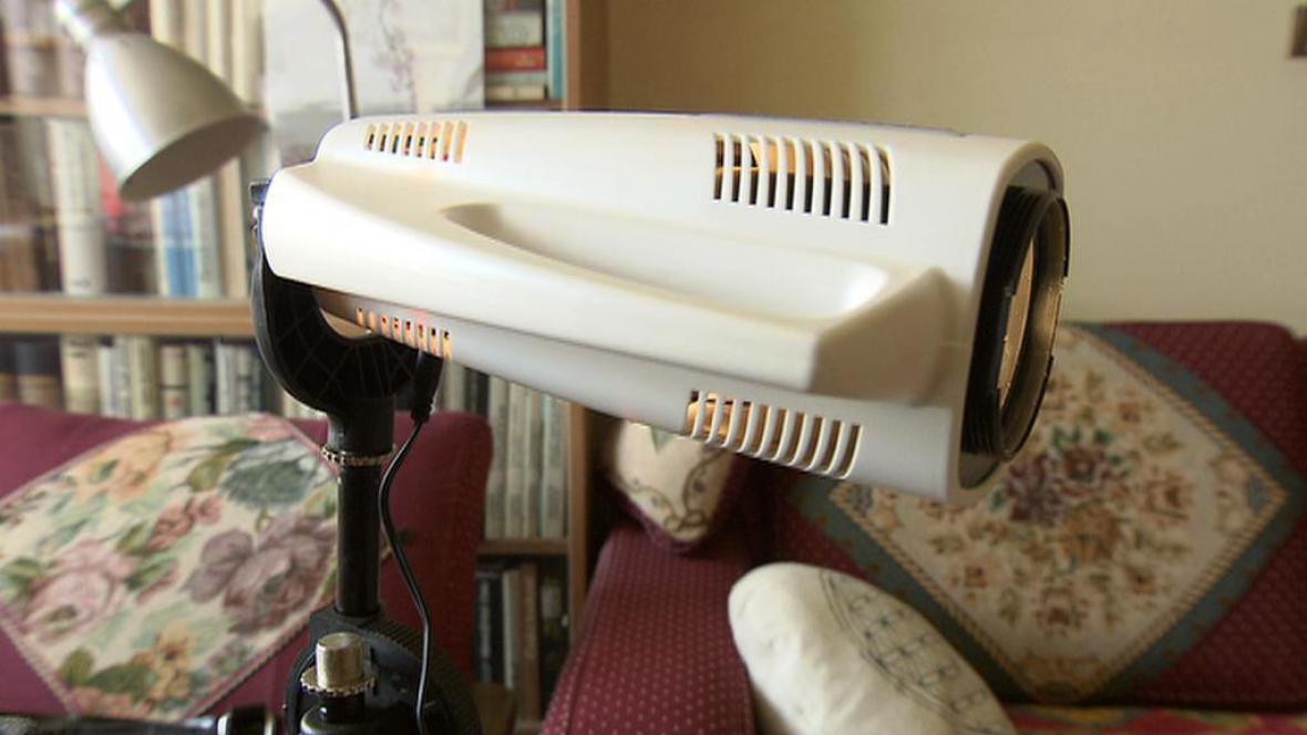 Lampa od společnosti BNM
