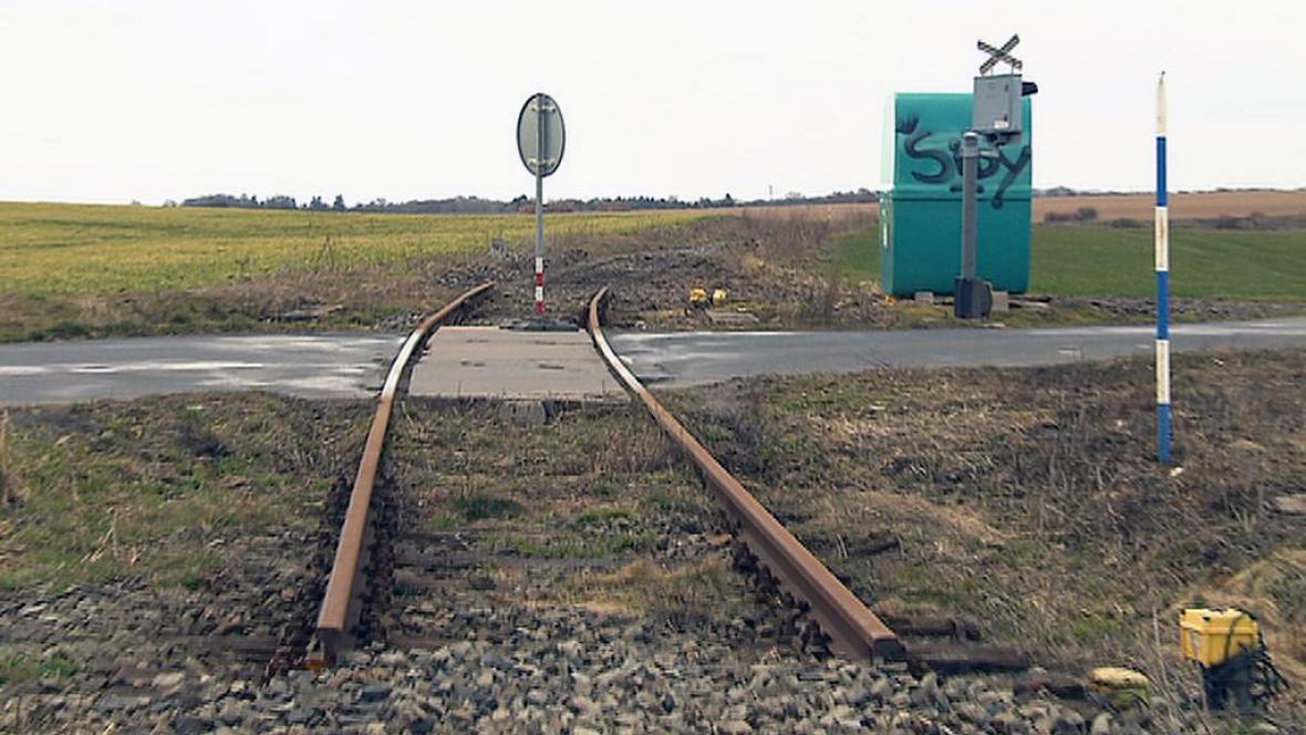 Nedokončená trať na Kokořínsku