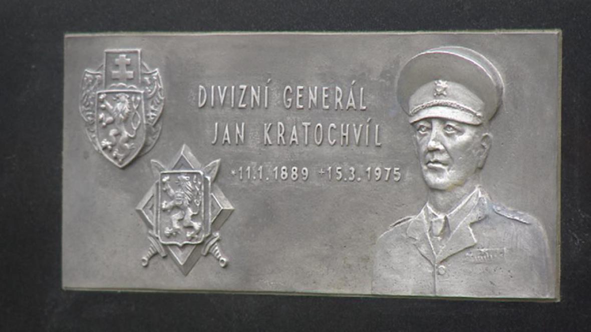 Divizní generál Jan Kratochvíl