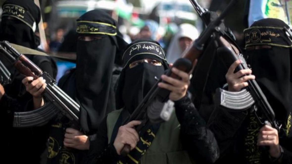 Ženy v řadách islámských radikálů