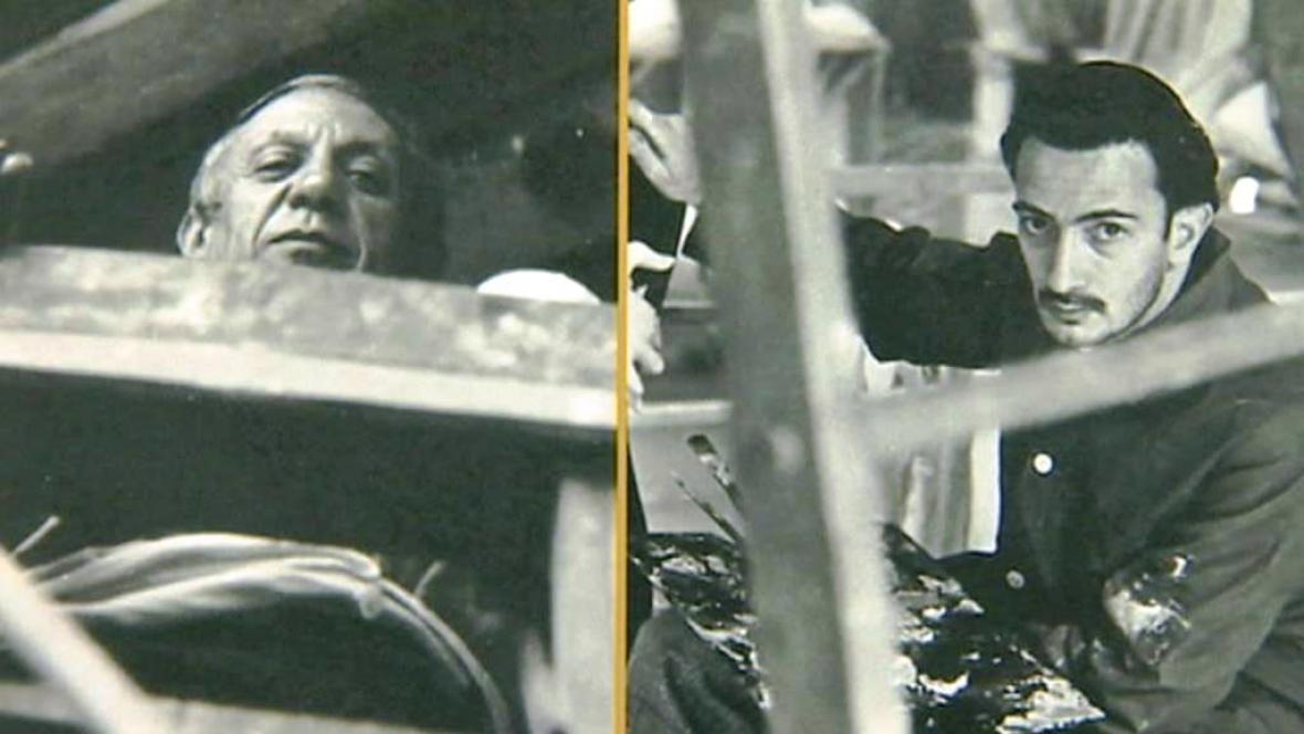 Picasso vs. Dalí