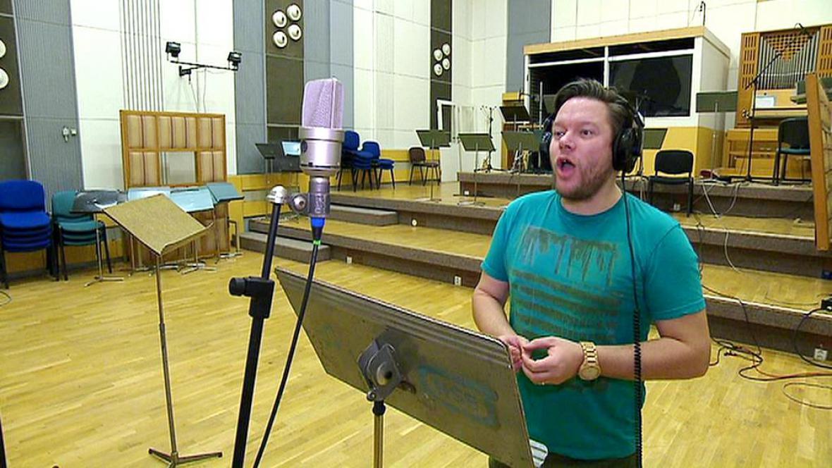 Matěj Ruppert se podílel na hudbě k filmu Jan Hus