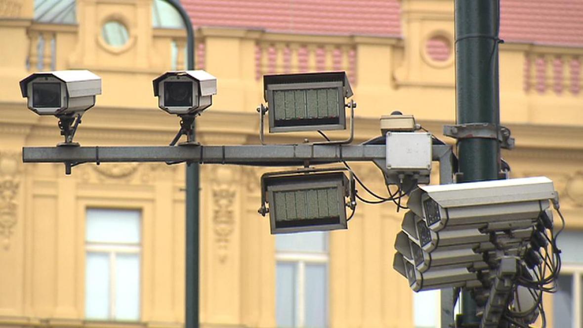 Rychlostní kamery