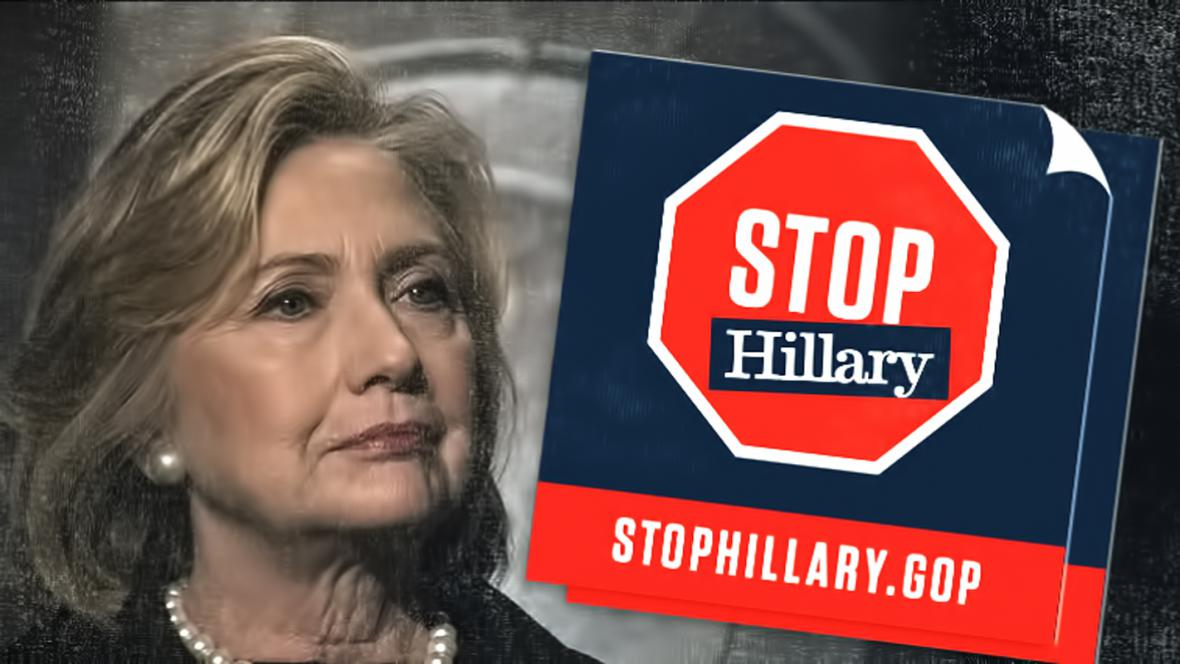 Petice Zastavte Hillary