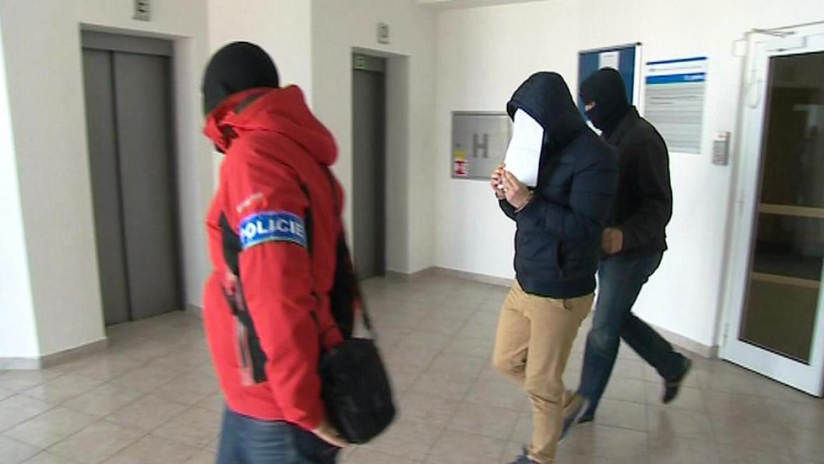 Policejní zásah v ROP Střední Morava