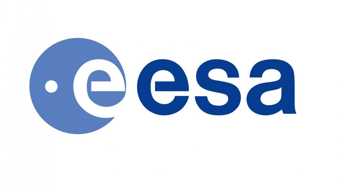 Logo Evropské kosmické agentury