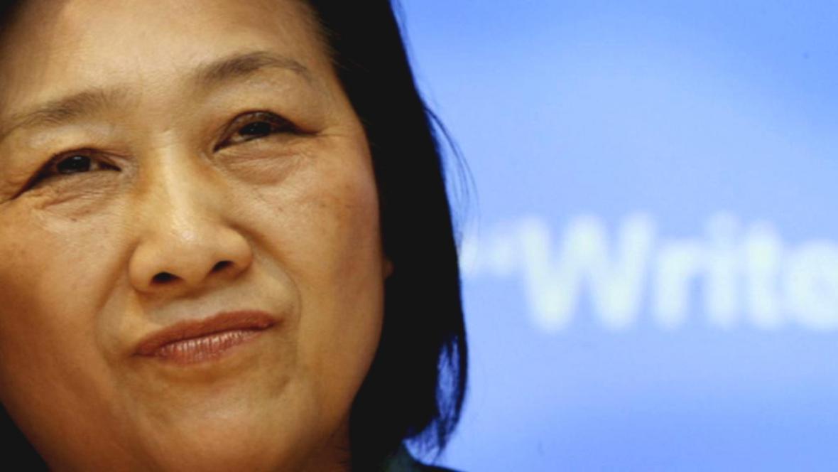 Čínská novinářka Kao Jü