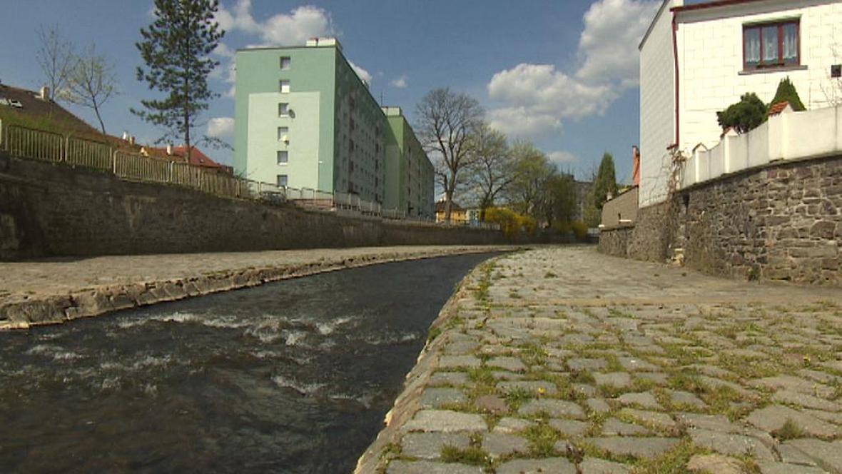 Kolem Klabavy má vzniknout protipovodňová zeď