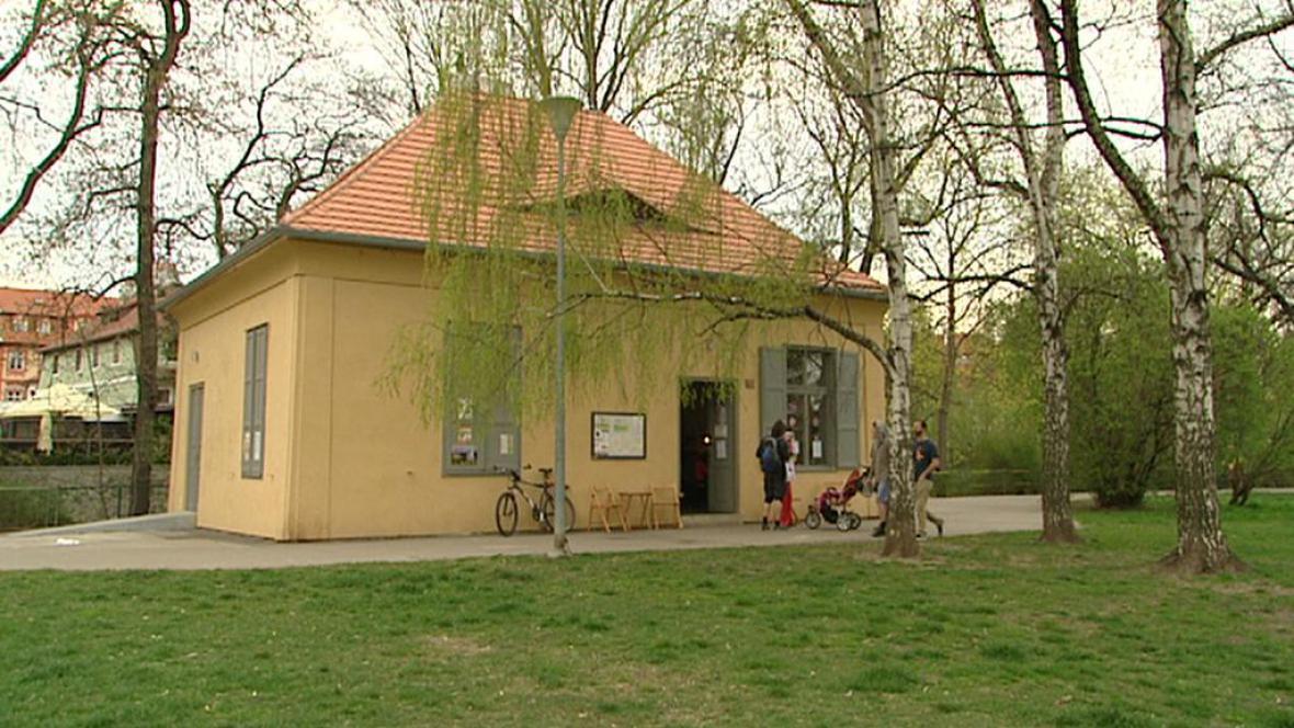 Zrekonstruovaný historický dům na pražské Kampě