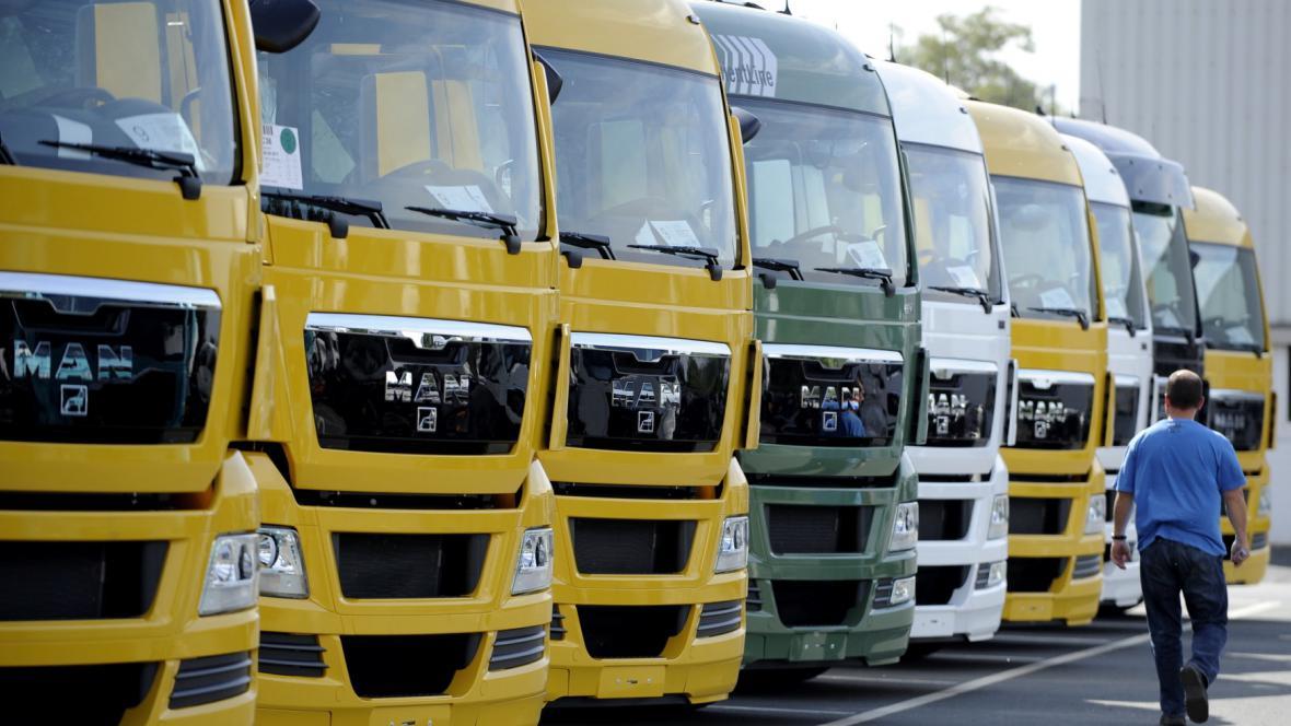Volkswagen vytvořil koncern pro nákladní auta