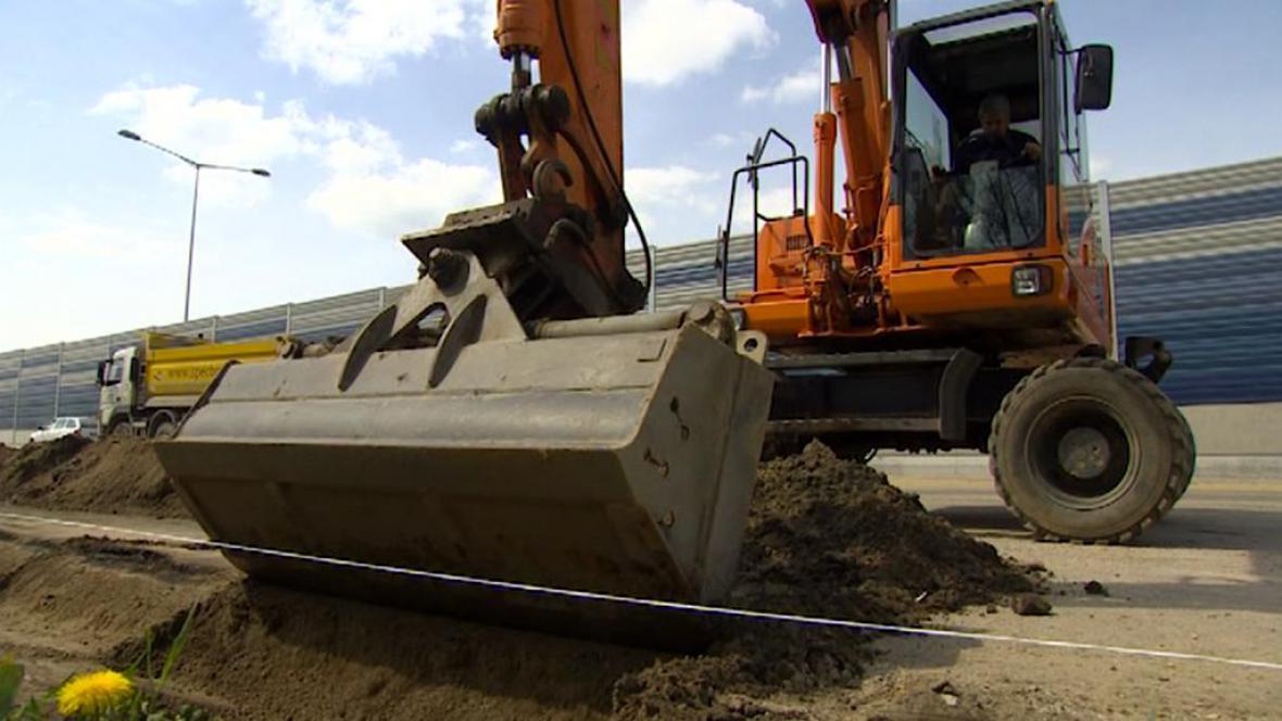 Polské investice do dopravní infrastruktury