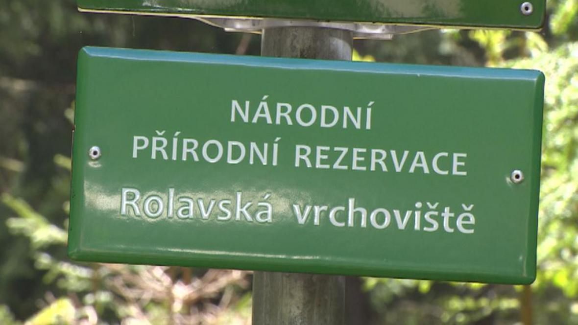 Rolavská vrchoviště