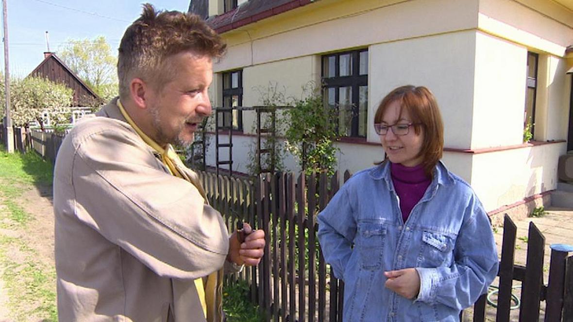 Jacek Kowalczyk s manželkou