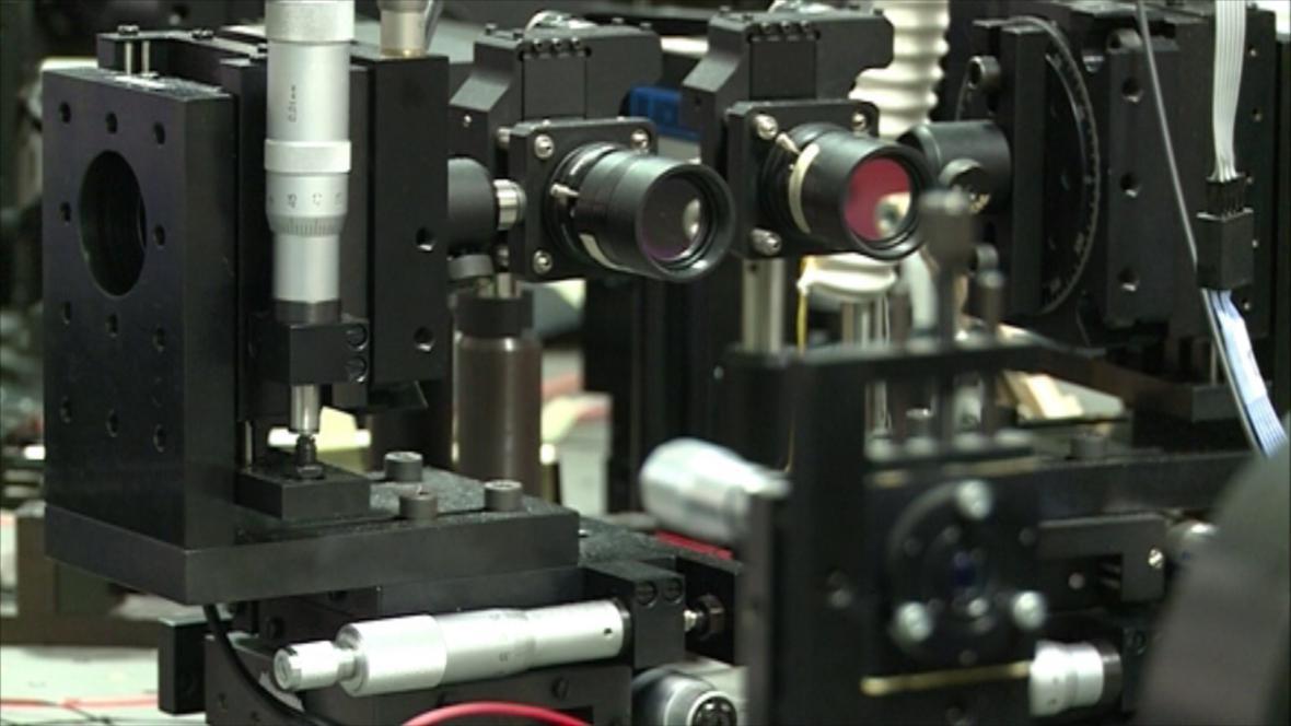 Objev olomouckých optiků