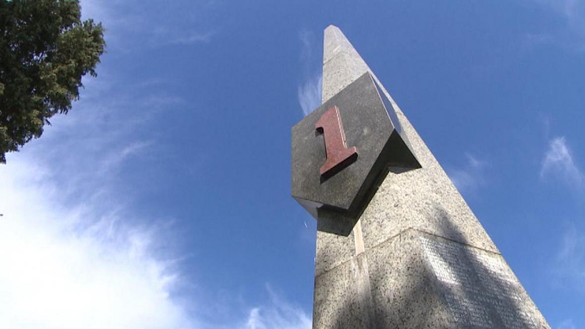 Památník na Ypsilonce