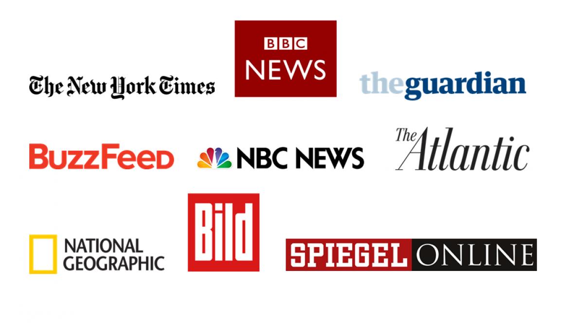 Devět médií, která se rozhodla využít novou platformu Instant Articles