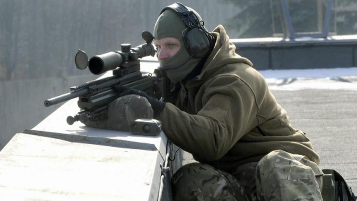 Policejní odstřelovač