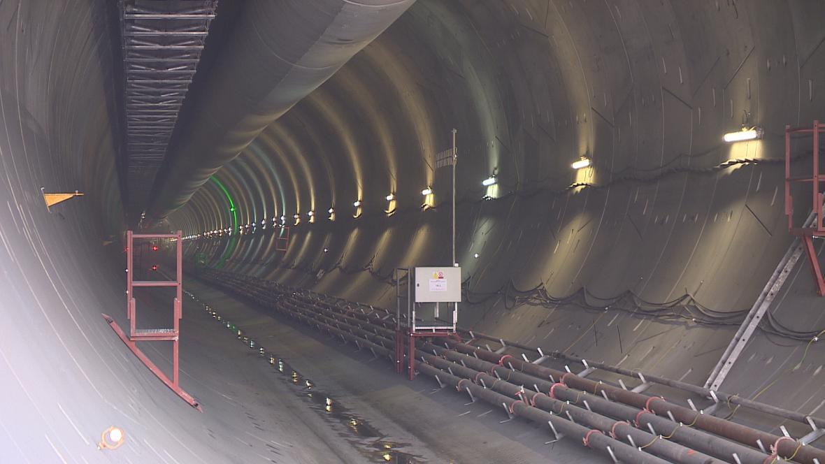 Tunel Viktorie