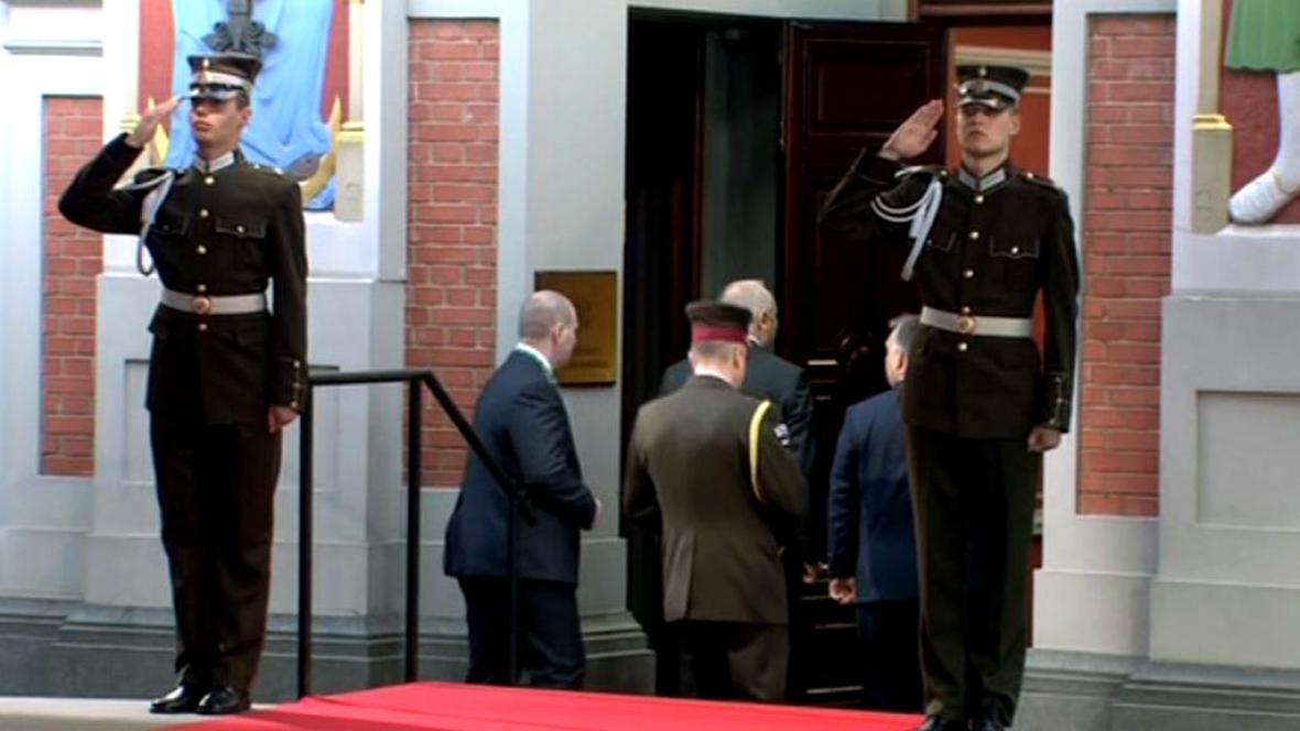 Summit Východní partnerství v Rize