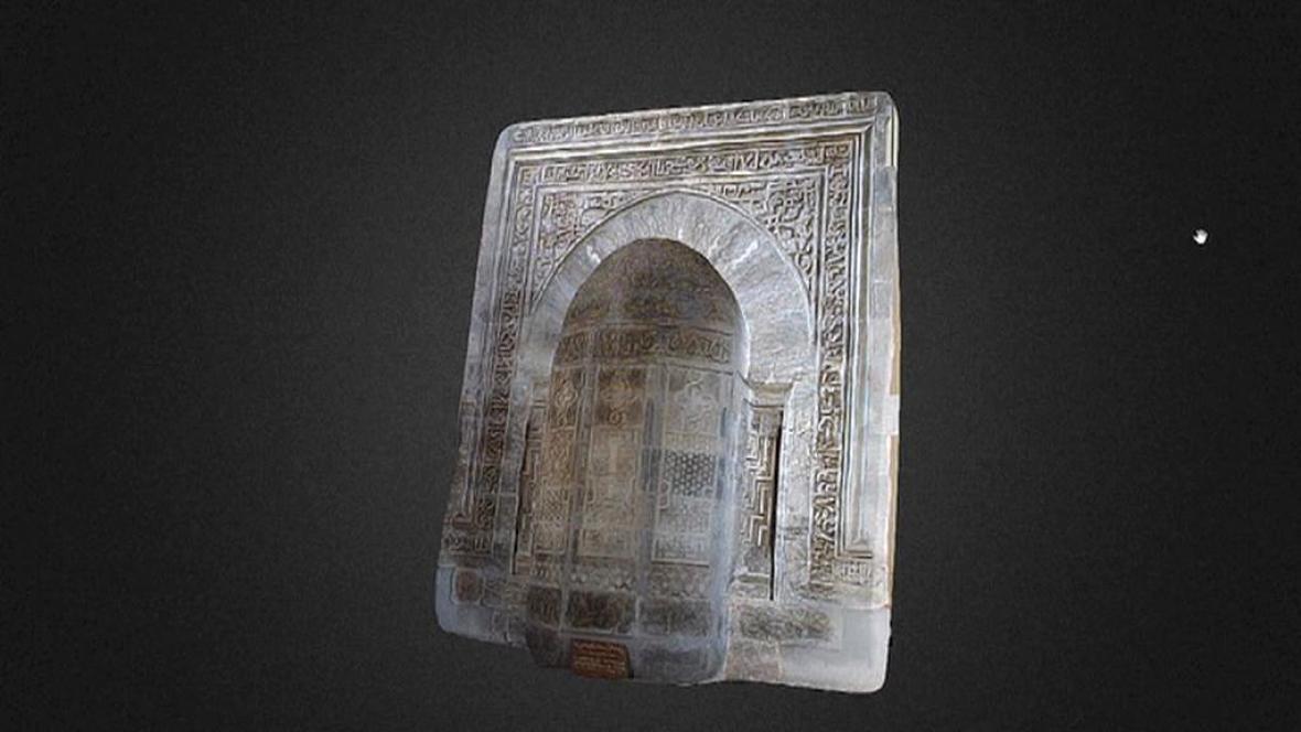 Virtuální verze zničených památek