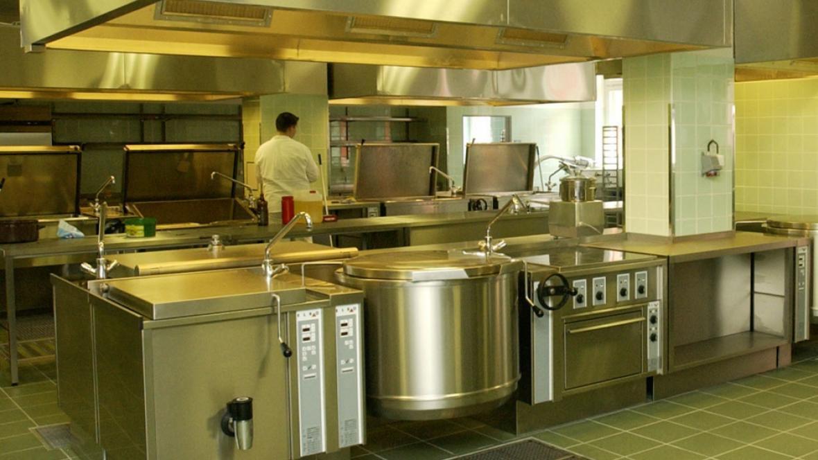 Nemocniční kuchyně