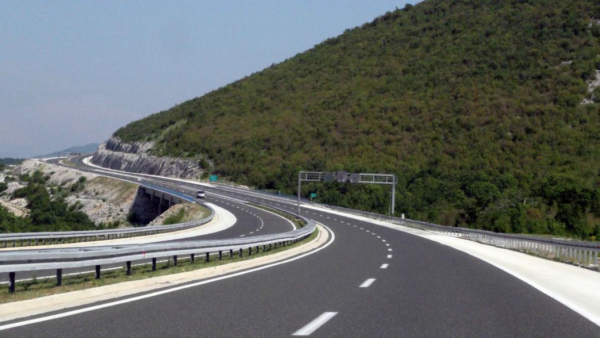 Dálnice v Chorvatsku