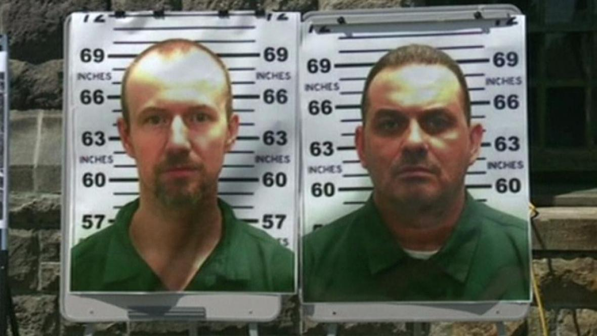 Richard Matt a David Sweat