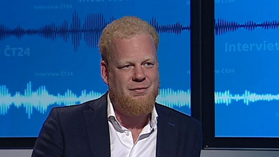 Ekonom Tomáš Sedláček