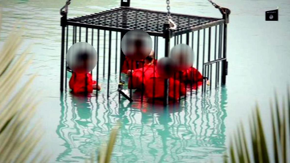 Islámský stát zveřejnil další video s vraždami