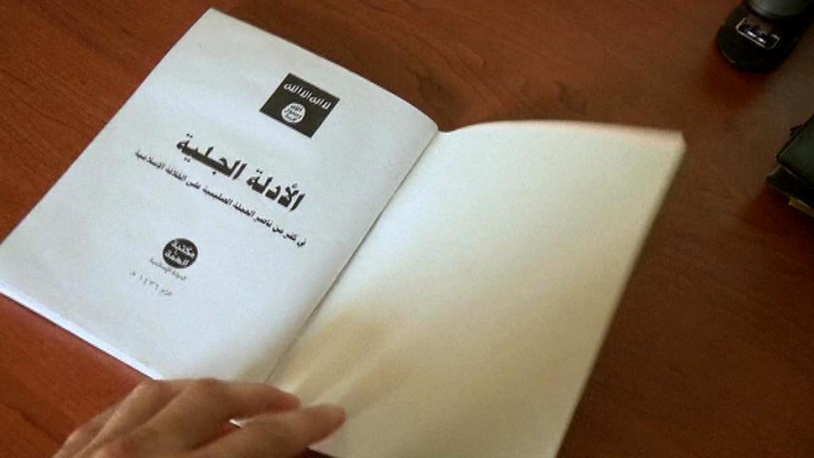 Radikálové z IS jako úředníci