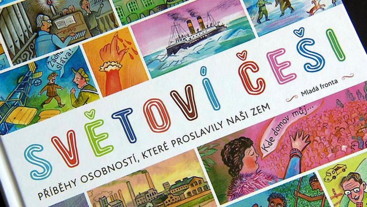 Kniha Světoví Češi