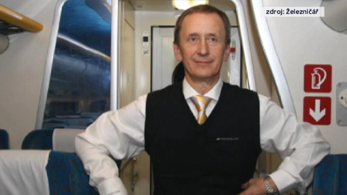 Strojvedoucí Jan Černý zabránil ještě větší tragédii