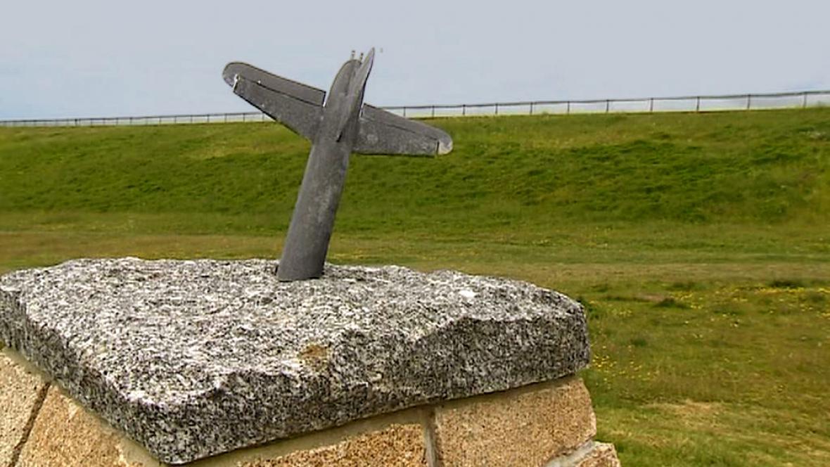 Pomník československých letců v Nizozemsku