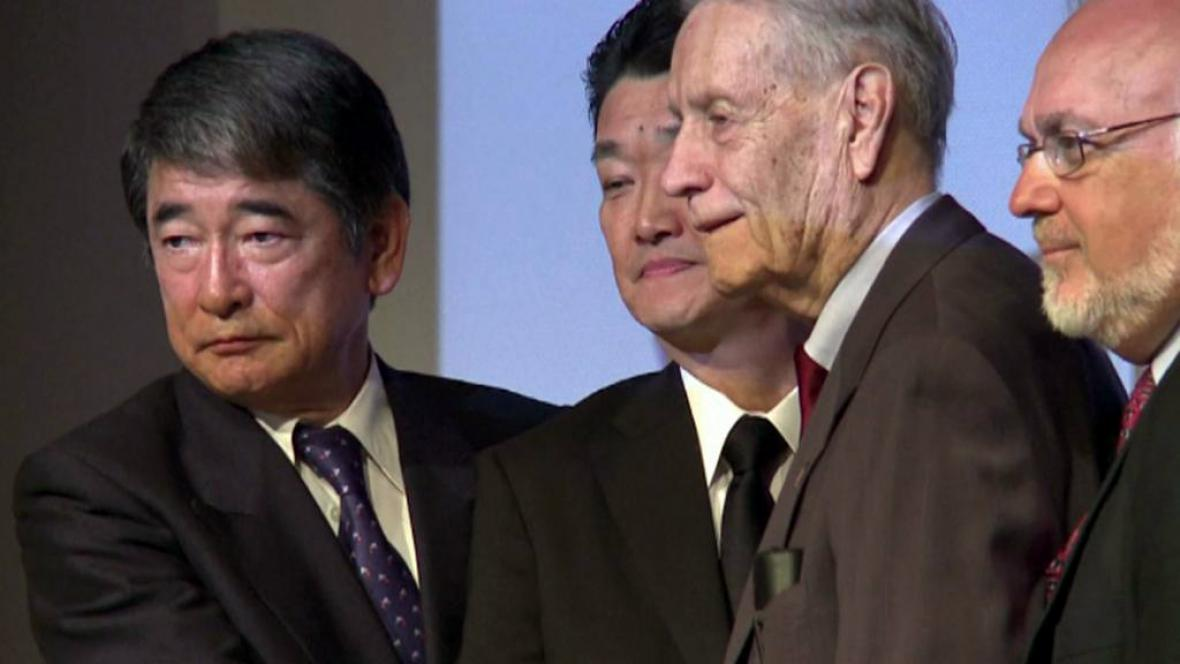 Hikaru Kimura a James Murphy