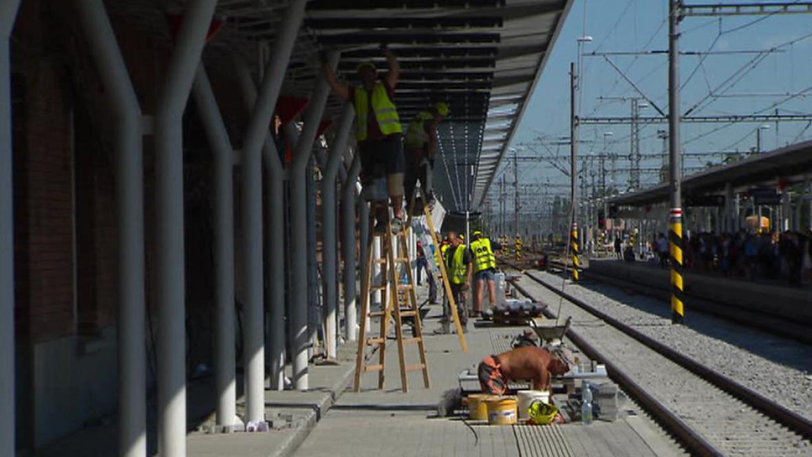 Rekonstrukce olomouckého nádraží