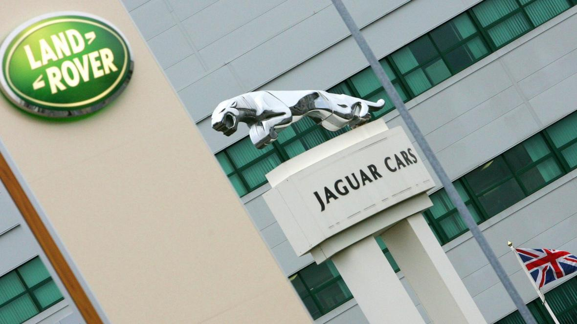 Automobilka Jaguar