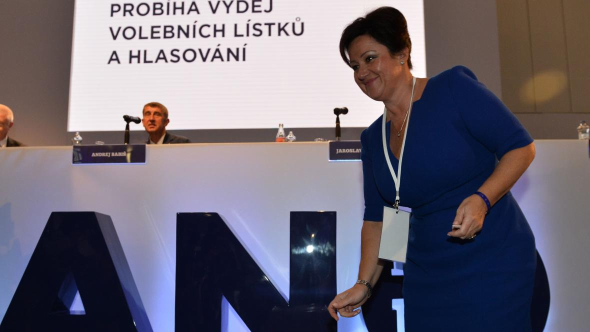 Radmila Kleslová