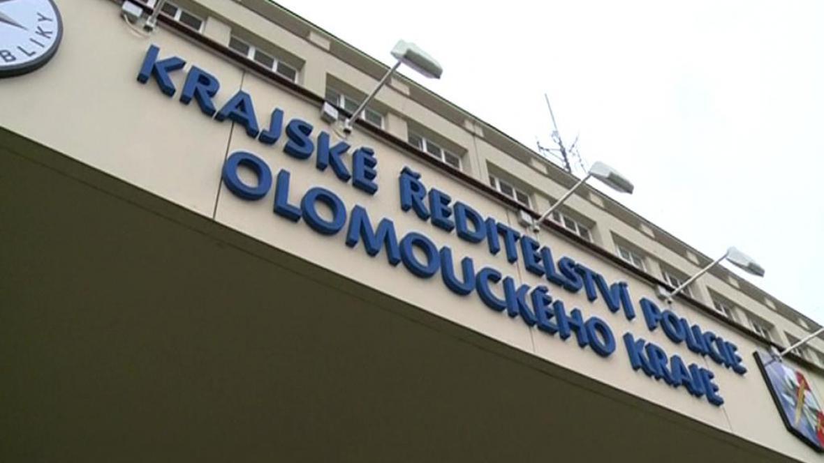 Krajské ředitelství policie Olomouckého kraje
