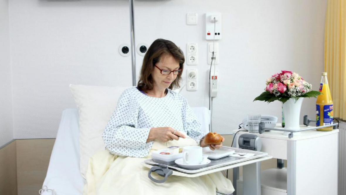Stravování v nemocnicích
