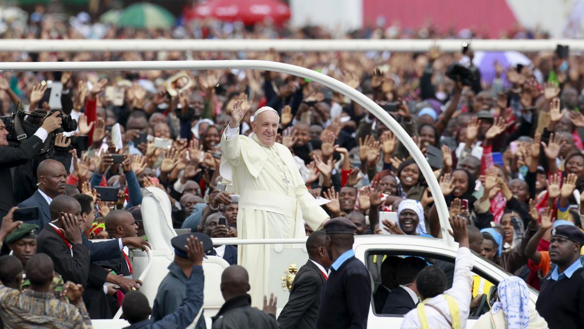 František v Nairobi