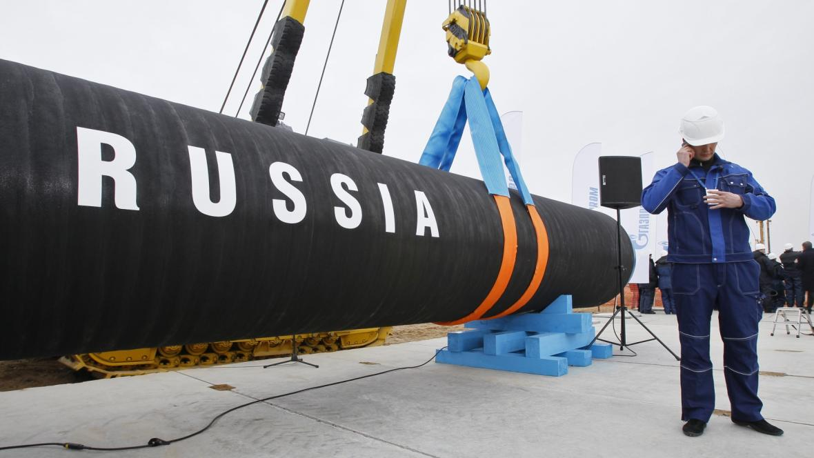 Plynovod Nord Stream