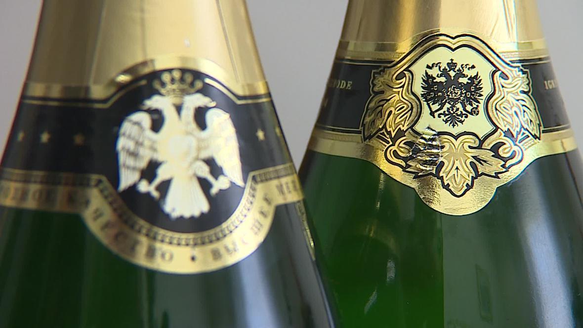 Napodobeniny jsou od šumivých vín těžko rozpoznatelné