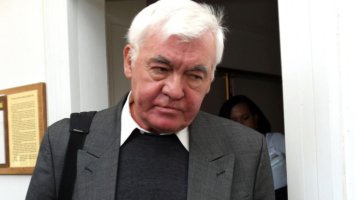 Obžalovaný Vladimír Krejsa